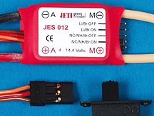 Jeti Brushless Speed Controllers